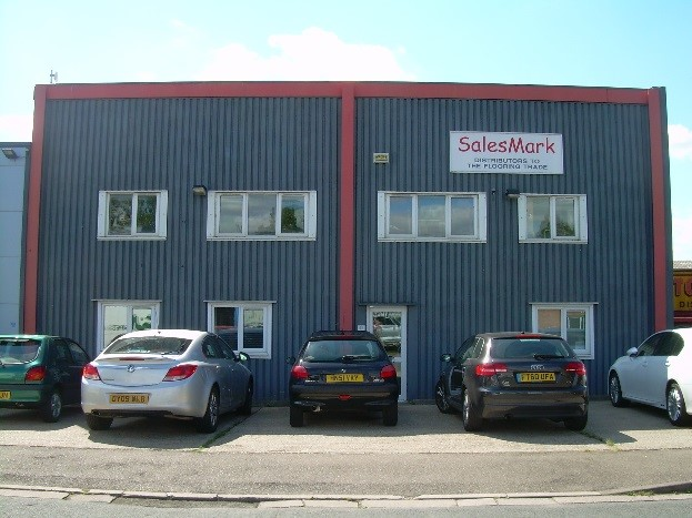 Featured Project - Building survey for an industrial unit in St Neots, Cambridgeshire