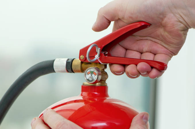 Fire Safety in a Commercial Property